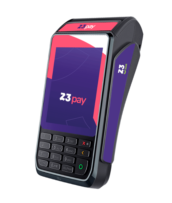 Maquininha de cartão Z3 Pay: completa e eficiente