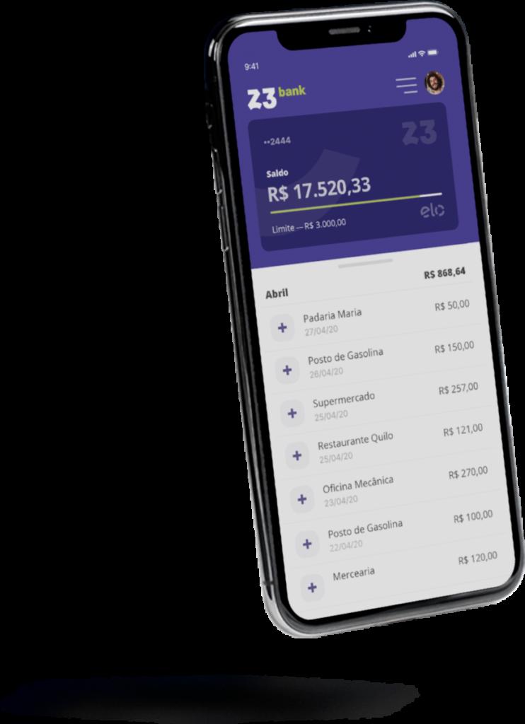 O que o Z3 Bank pode fazer pelo seu negócio?